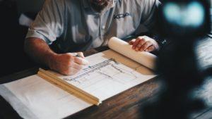 načrt gradnje