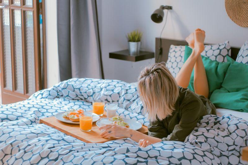 Tudi posteljnina ima vpliv na kakovost vašega spanca