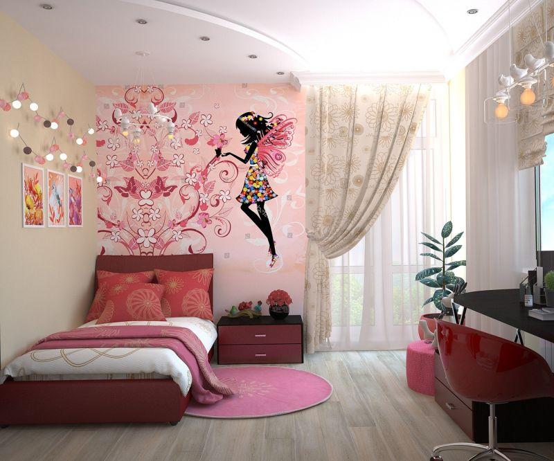 Kako barvati stene otroške sobe?
